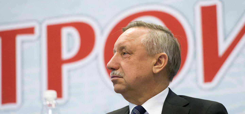 Беглову и Бельскому придется ответить за потерю «ЕР» части мандатов в ЗакСе СПб