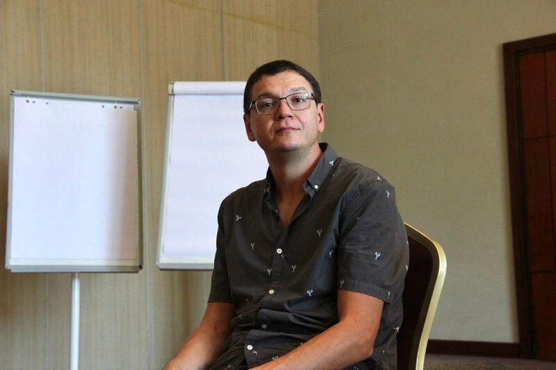 Павел Чиков Агора